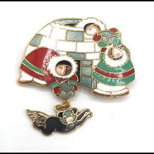 Jewelry - Barbara lavallee pin (b21)